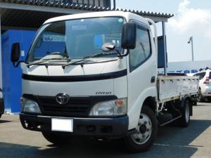 トヨタ ダイナトラック  2t 平ボディ ナビ フルセグTV ETC 5速MT