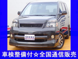 トヨタ ヴォクシー Z 禁煙車 バックカメラ HDDナビ DVD再生可 フルセグTV ドライブレコーダー 別体型ETC Bluetooth キセノンライト タイミングチェーン 純正フルエアロ 両側スライドドア 後期型