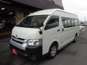 トヨタ ハイエースコミューター 幼児バス