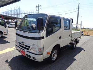 トヨタ ダイナトラック Wキャブ 積載1トン