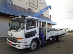 日産ディーゼル コンドル  積載2.65トン 4段タダノクレーン ラジコン