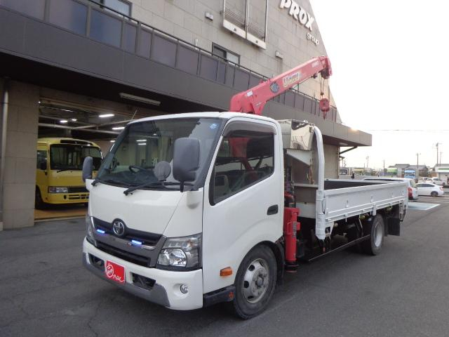 積載3トン 車両総重量7475kg