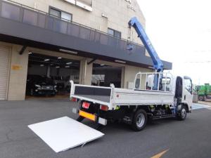 いすゞ エルフトラック  3トン 4段タダノクレーン ラジコン パワーゲート
