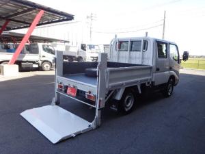 トヨタ トヨエース  4WD Wキャブ 750kg 垂直パワーゲート
