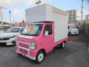 スズキ キャリイトラック  キッチンカー/移動販売車両