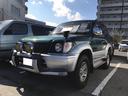 トヨタ/ランドクルーザープラド RX ルーフレール ディーゼルターボ