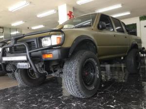 トヨタ ハイラックスピックアップ ダブルキャブ SSR