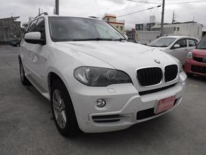 BMW X5 3.0si 7人乗 本革シート
