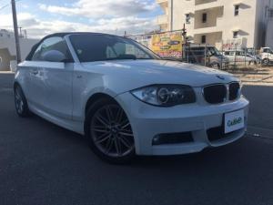 BMW 1シリーズ 120i カブリオレ Mスポーツパッケージ レザー ナビ