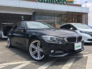 BMW 4シリーズ 420ixDrive グランクーペ ラグジュアリー 革シート