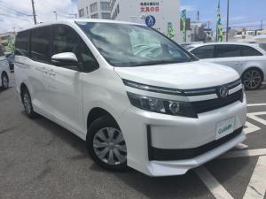 トヨタ ヴォクシー X  純正ナビTV プリクラッシュセーフティー LEDライト