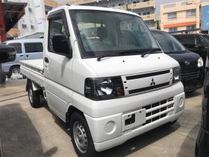三菱 ミニキャブトラック Vタイプ AM/FMラジオ エアコン ライトレベライザー