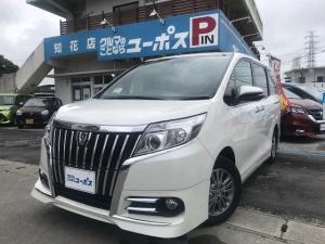 トヨタ エスクァイア Xi OP10年保証対象車 パワースライドドア 純正アルミ15インチ バックカメラ ETC