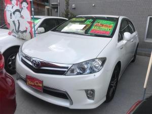 トヨタ SAI S スマートキー ナビTV バックモニター パワーシート