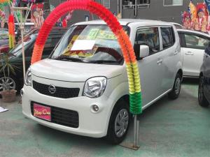 日産 モコ S スマートキー ベンチシート CD 盗難防止装置 アイドリングストップ