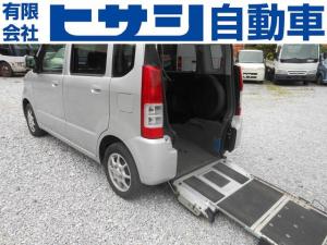 スズキ ワゴンR 介護車輌 部品取り 車ごと販売車