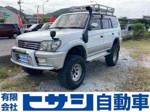 トヨタ ランドクルーザープラド TXリミテッド ディーゼル 3000 4WD 現状販売