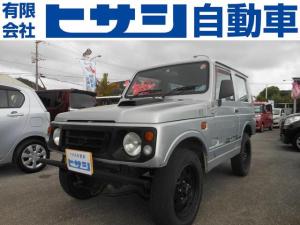 スズキ ジムニー  5速 4WD