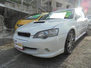 スバル レガシィB4 2.0GTスペックB ターボ5速フルタイム4WD