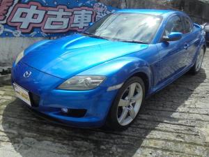 マツダ RX-8 タイプS 6速