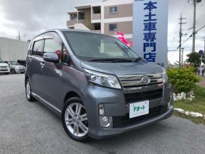 ダイハツ ムーヴ カスタム RS 本土無事故車 1オーナー 新品シートカバー