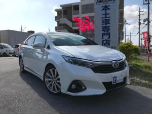 トヨタ SAI G 本土無事故車 純正8インチナビ ブルーレイ フルセグTV Bluetooth ドライブレコーダー