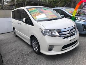 日産 セレナ 8ナンバー2年車検(特許取得)で自動車税16,000円可能!