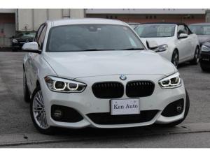 BMW 1シリーズ 118dMスポーツ HDDナビ ドライブレコーダー 本土仕入