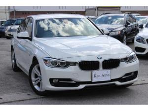 BMW 3シリーズ 320i スポーツ ディーラー車 純正ナビ バックカメラ クルーズコントロール インテリジェントセーフティ コンフォートアクセス レーンデパーチャーウォーニング キセノンヘッドライト ミラー型ETC 本土仕入れ