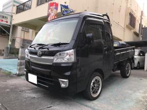 ダイハツ ハイゼットトラック ジャンボSAIIIt AC AT 軽トラック ナビ AW