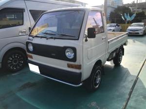 三菱 ミニキャブトラック ベースグレード 4WD 社外アルミ 現状販売