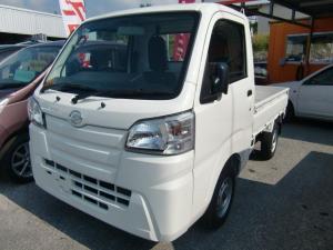 ダイハツ ハイゼットトラック スタンダード 新車 4WD エアコン パワステ エアバッグ