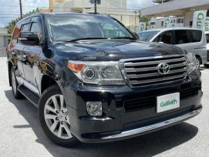 トヨタ ランドクルーザー ZX スマートキー キーレスエントリー ナビ TV Bluetooth接続 バックカメラ ETC 3列シート 電動格納ミラー 電動シート サンルーフ 4WD