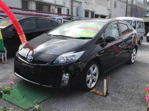 トヨタ プリウス Sツーリングセレクション ナビTV バックモニター ETC