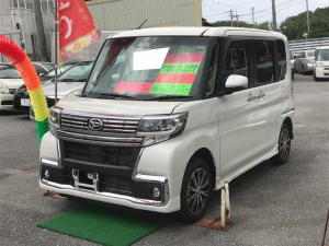 ダイハツ タント カスタムX トップエディションVS SAIII 緊急ブレーキ