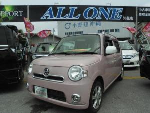 ダイハツ ミラココア ココアプラスG 本土車・1年保証・低燃費アイドリングストップ車・ナビ・テレビ・バックカメラ・Bluetoothオーディオ