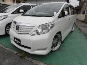 トヨタ アルファード 350G Lパッケージ
