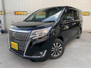 トヨタ エスクァイア Gi 本革シート社外ナビフリップダウンモニターレーダーブレーキサポート