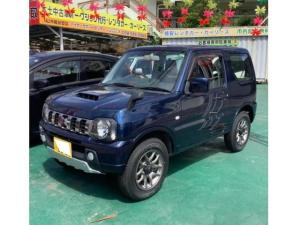 スズキ ジムニー XG パートタイム4WD 高低二段切替式 インタークーラーターボ 5MT