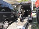 日産/NV350キャラバンバン リフト付チェアキャブ 車椅子2基載 福祉車両