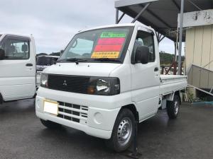 三菱 ミニキャブトラック Vタイプ 2WD 5速MT