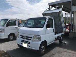 ホンダ アクティトラック ダンプ 4WD 5MT