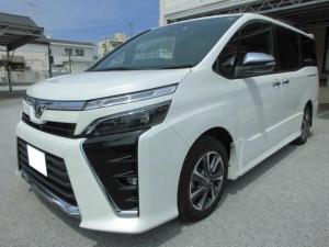トヨタ ヴォクシー ZS煌 ToyotaSafetySenseC ナビ・ETC付
