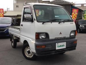 三菱 ミニキャブトラック VXスペシャルエディション 4WD 三方開 純正オーディオ