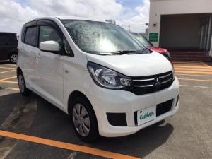 三菱 eKワゴン M e-アシスト 社外ナビ ETC 衝突軽減サポート シートヒーター