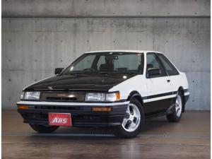 トヨタ カローラレビン GT オートマ 実走行 後期モデル 社外マフラー 純正AW