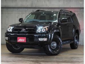 トヨタ ハイラックスサーフ SSR-G 4WD タイベル交換 新品ヘッドライト 社外16インチ BFグッドリッチタイヤ 黒シートカバー ウッドコンビハンドル Bカメラ ナビ TV ETC キーレス