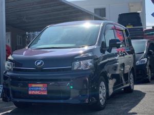 トヨタ ヴォクシー X  福祉車両 2列目脱着式リフトUPシート ナビ カメラ
