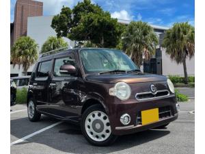 ダイハツ ミラココア ココアプラスG 2年保証対象車・ナビ・TV・CD・バックカメラ・AUX・アイドリングストップ・スマートキー・リアスピーカー