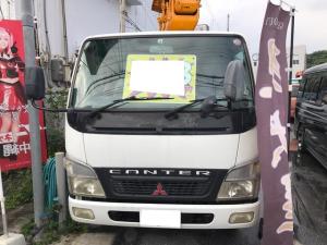 三菱ふそう キャンター  スカイマスター高所作業車 MT ディーゼル